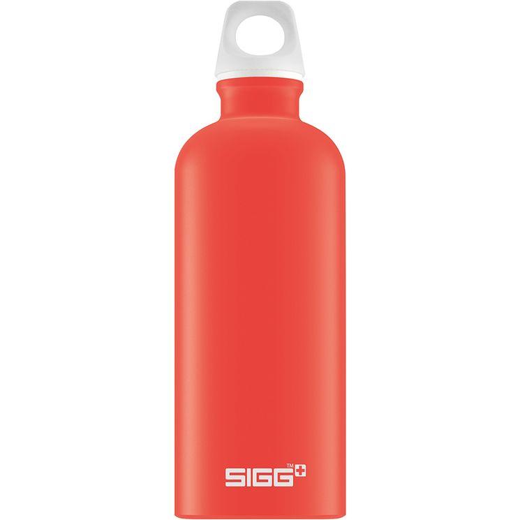 Bouteille nomade alu rouge 60 cl 21.5 x 7.1 cm - Sigg
