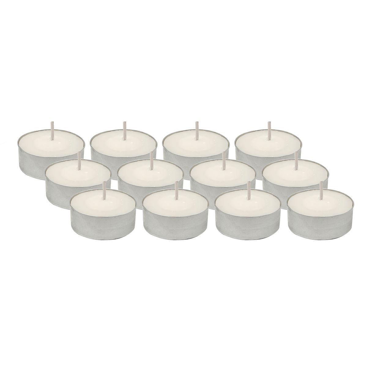 Pack de 12 bougies pour raclette ou fondue - Cookut