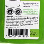 Pâte à sucre vert clair 250g sans huile de palme