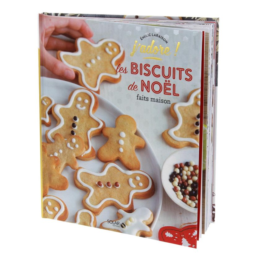 J´adore les biscuits de noel fait maison - Solar