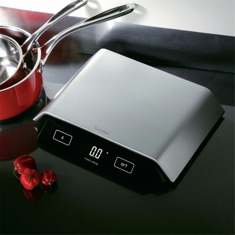 Balance de cuisine suprême 10 kg - Terraillon