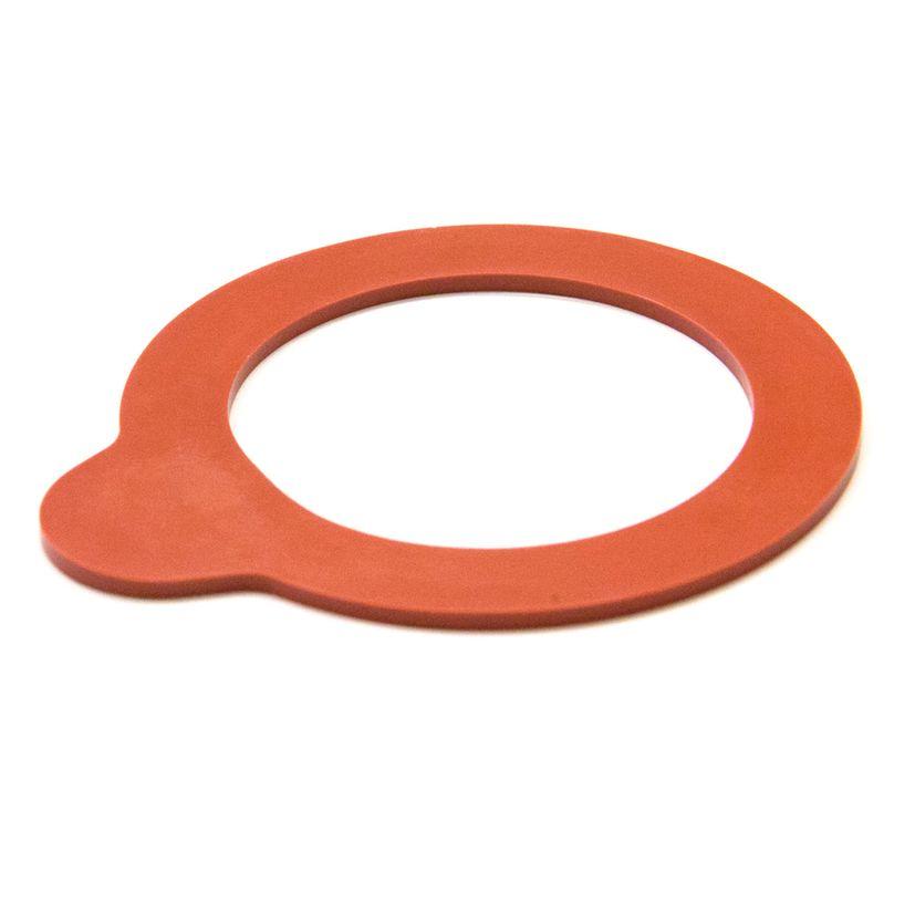 Pièce de rechange : sachet de 6 rondelles 115 mm pour bocal Lock Eat - Bormioli