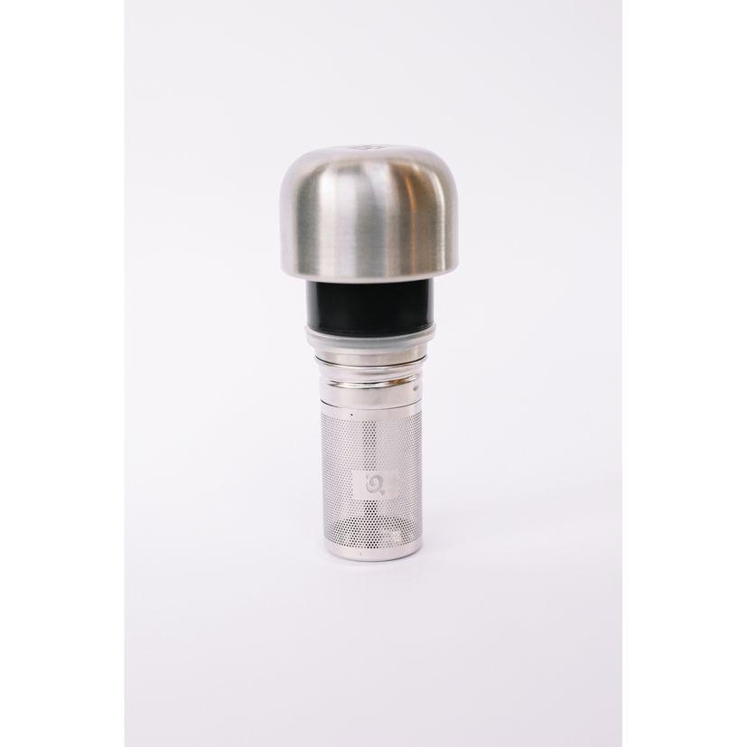 Bouchon infuseur pour bouteille 260ml - Qwetch