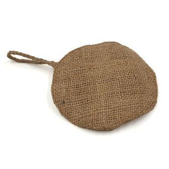 Achat en ligne Eponge à vaisselle naturel en fibre de jute et coco - Cookut