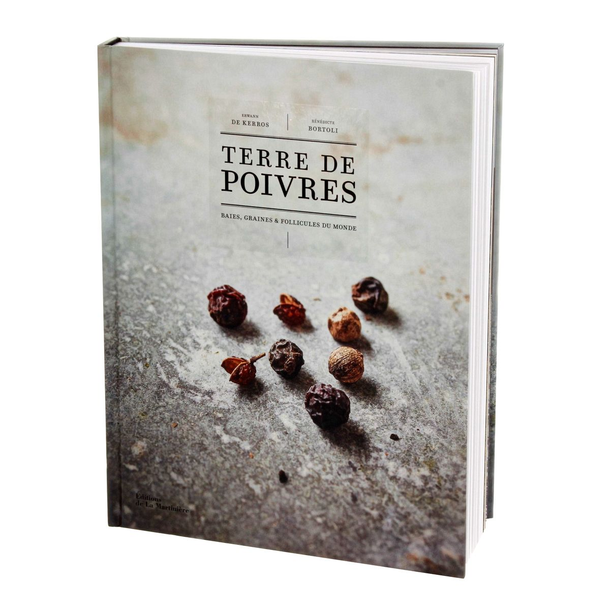 Terre de poivres - La Martiniere