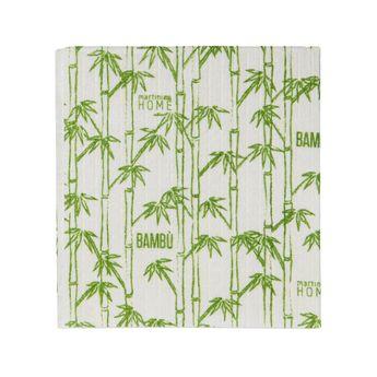 Achat en ligne Lavette multi-usage absorbante en fibre de bambou - Mr Eco