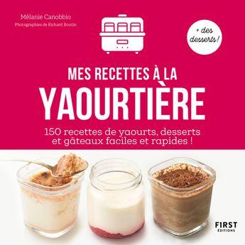 Achat en ligne Yaourts maison et autres recettes a la yaourtiere -Solar