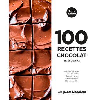Achat en ligne Je veux encore du chocolat 100 recettes - Marabout