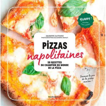 Achat en ligne Pizzas napolitaines - Marabout