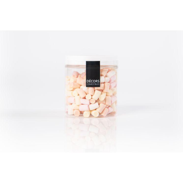 Pot de mini marshmallows 30gr