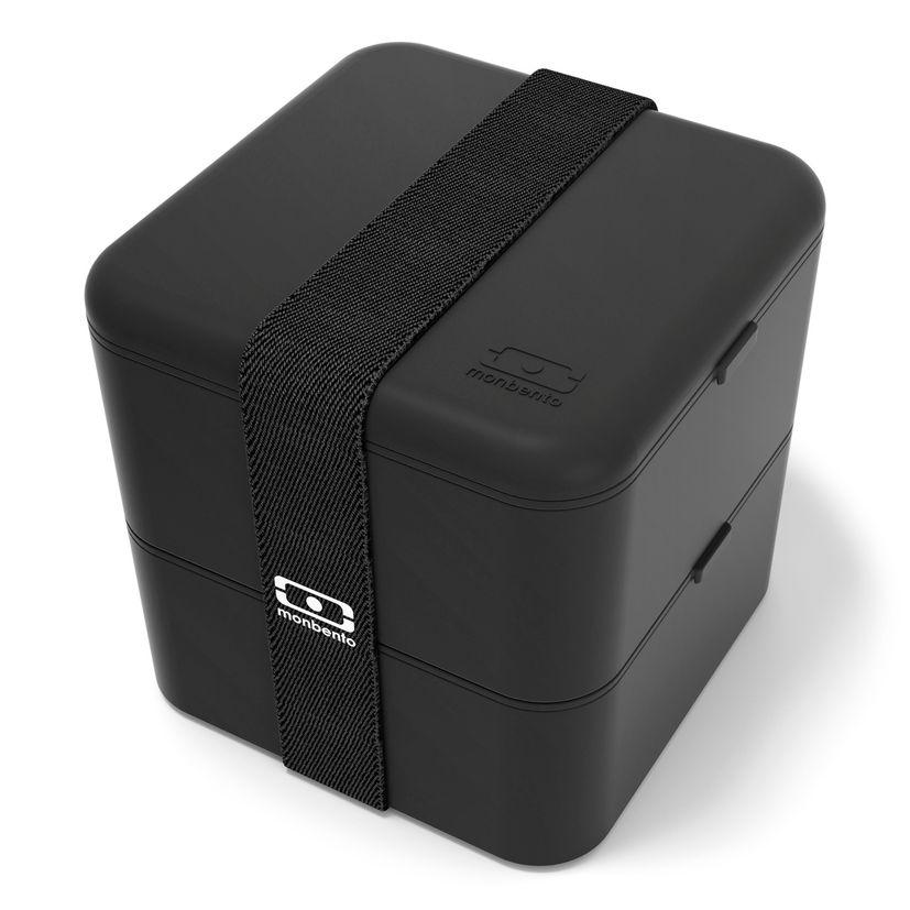 Bento carré noire 1.7L MB square onyx - Monbento