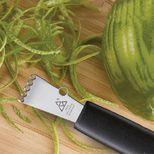 Décozesteur canneleur couteau 2 en 1 - Alice Délice
