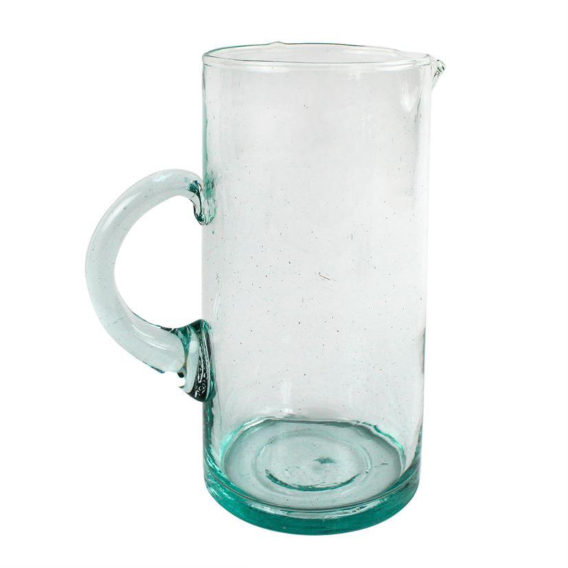 Carafe en verre recyclé 1.1L - Beldi