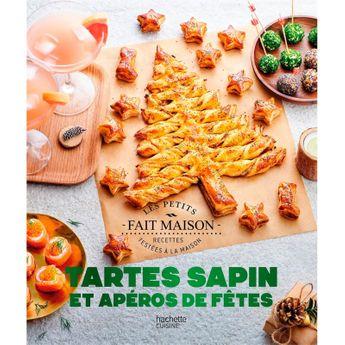 Achat en ligne Tartes Sapins et Apéros de fêtes NED - Hachette Pratique