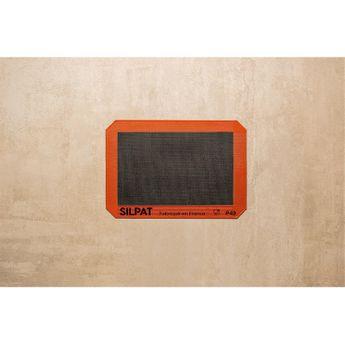 Achat en ligne Toile de cuisson ajourée 20,5 x 29,5 cm - Silpat