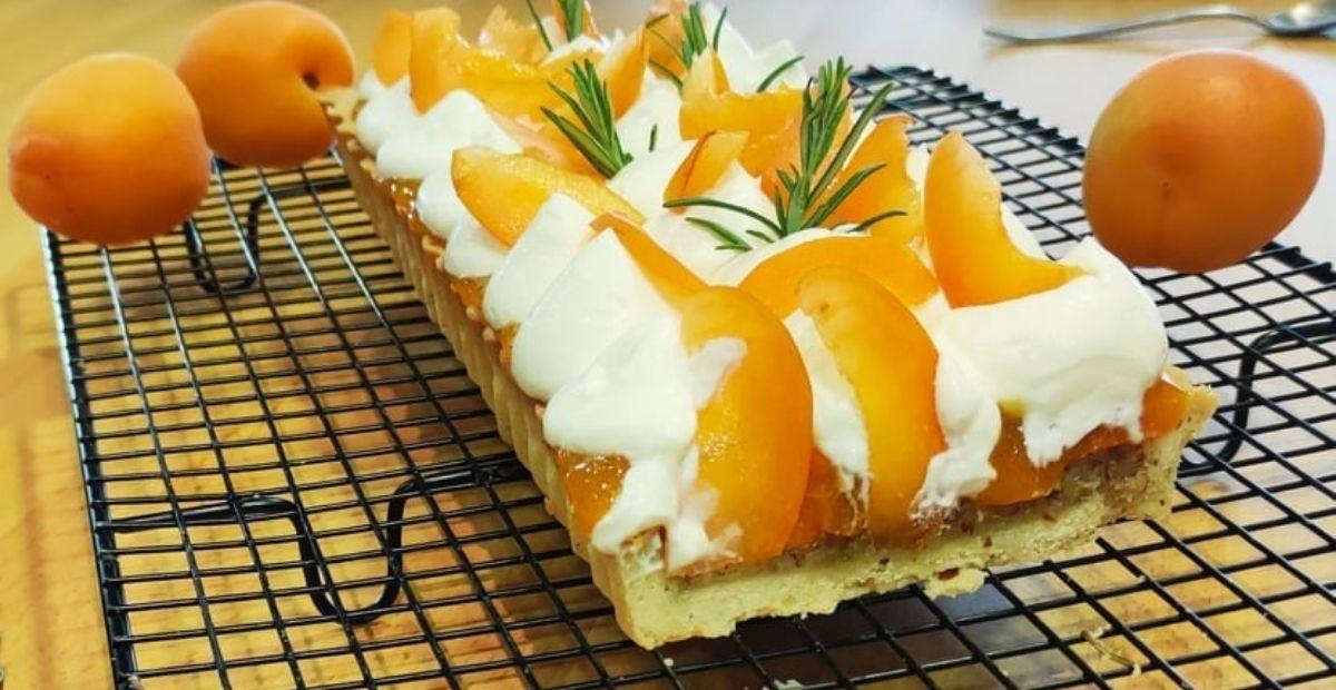 Faire maison sa tarte aux fruits estivale
