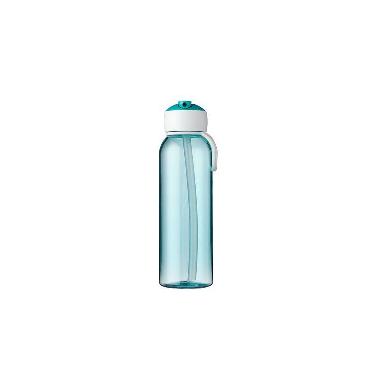 Bouteille d´eau flip-up campus 500 ml turquoise - Mepal