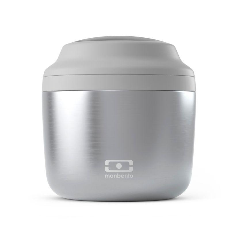 Bento isotherme 550 ml MB Element Silver - Monbento
