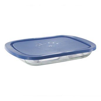 Achat en ligne Assiette en verre Igloo  0,8L - Borgonovo