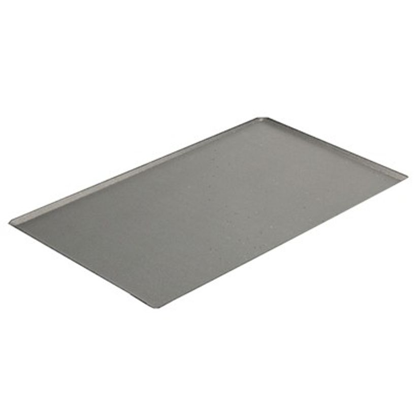 Plaque pâtissière choc aluminium 40 x 30 cm - De Buyer
