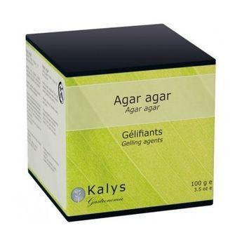 AGAR AGAR 100G - KALYS GASTRONOMIE