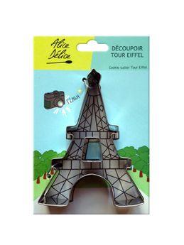 Achat en ligne Découpoir inox Tour Eiffel - Alice Délice