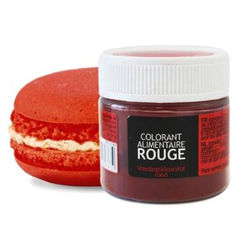 COLORANT ALIMENTAIRE ROUGE 10 G