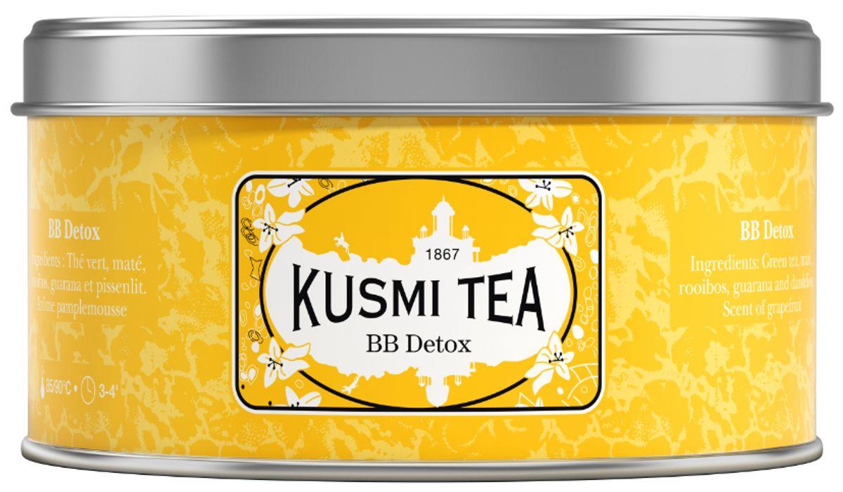 THÉ BB DETOX - 125G - KUSMI TEA