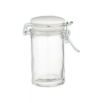 Achat en ligne Bocal de conservation en verre pour épices 100ml - Home Made