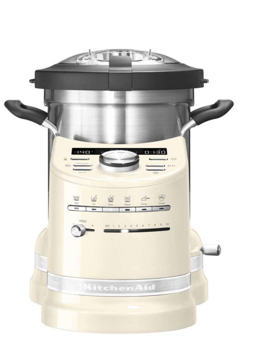 COOK PROCESSOR | ROBOT CUISEUR CREME - KITCHENAID