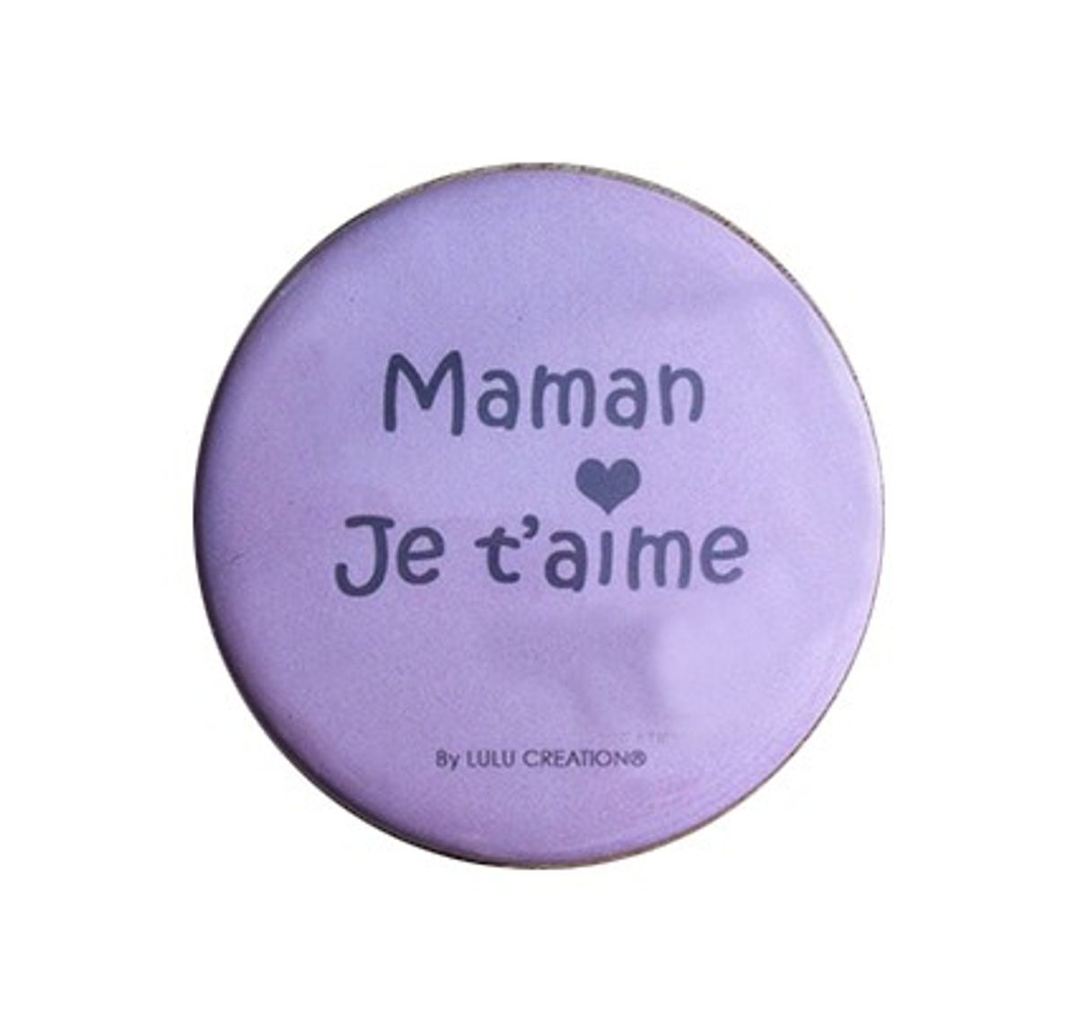 MAGNET DECAPSULEUR - MAMAN JE T´AIME - LULU CREATION