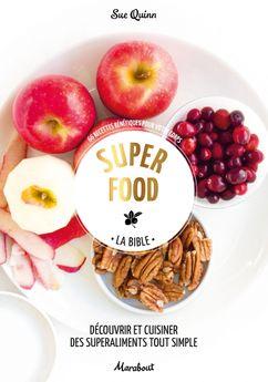 SUPER FOOD LA BIBLE - MARABOUT