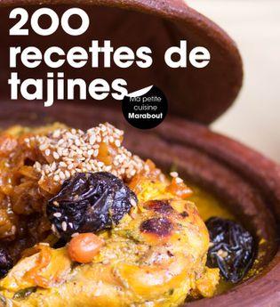 200 RECETTES DE TAJINES - MARABOUT