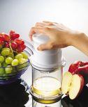 PRESSE FRUITS MANUEL + BOL - LACOR