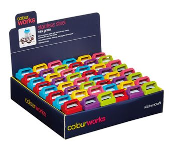 Mini-grater - Colourworks